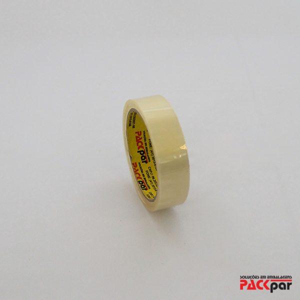 Fita Adesiva Transparente 24mm - Packpar | Soluções em Embalagens