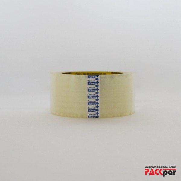 Fita Adesiva Transparente 48mm - Packpar | Soluções em Embalagens