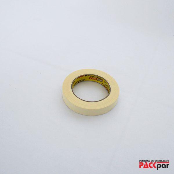 Fita Crepe 18mm - Packpar | Soluções em Embalagens