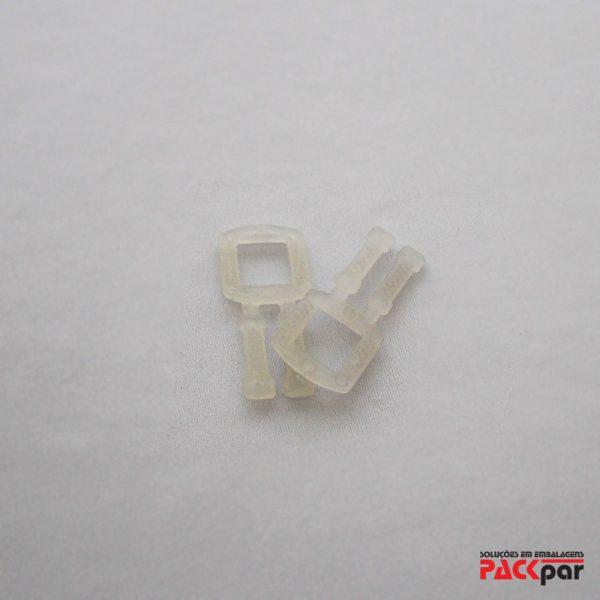 Fivela plástica para fita de arquear - Packpar | Soluções em Embalagens