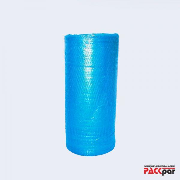 Plástico Bolha Azul - Packpar | Soluções em Embalagens