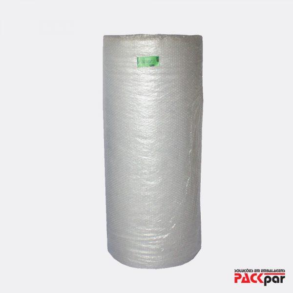 Plástico Bolha Transparente - Packpar | Soluções em Embalagens